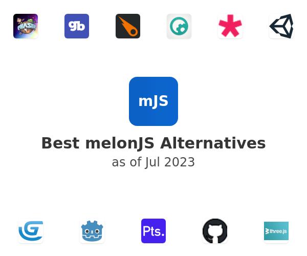 Best melonJS Alternatives