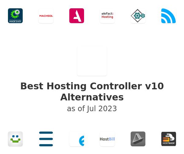 Best Hosting Controller v10 Alternatives