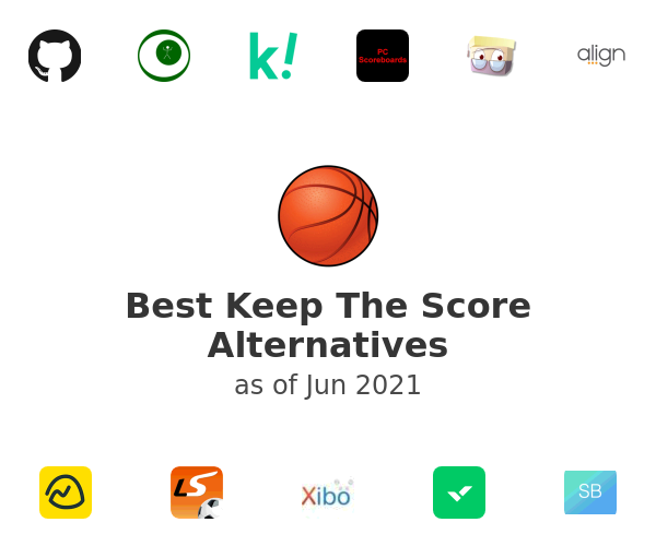 Best Keep The Score Alternatives