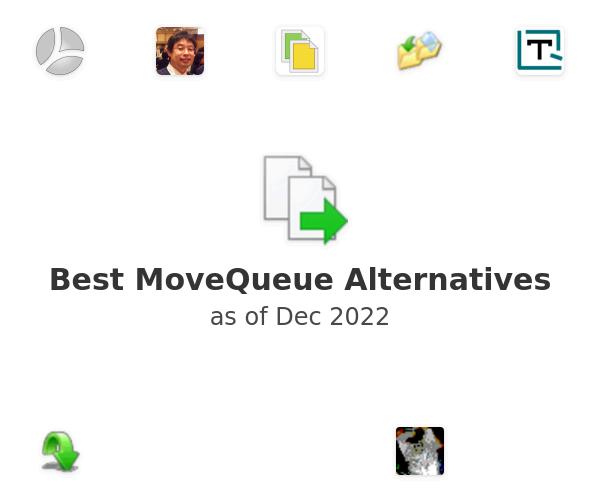 Best MoveQueue Alternatives