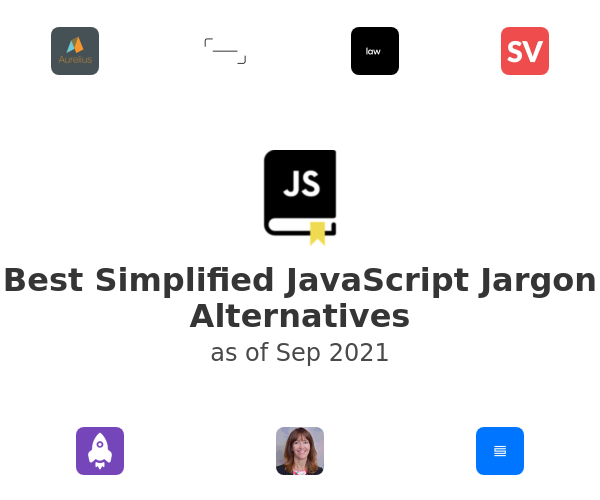 Best Simplified JavaScript Jargon Alternatives