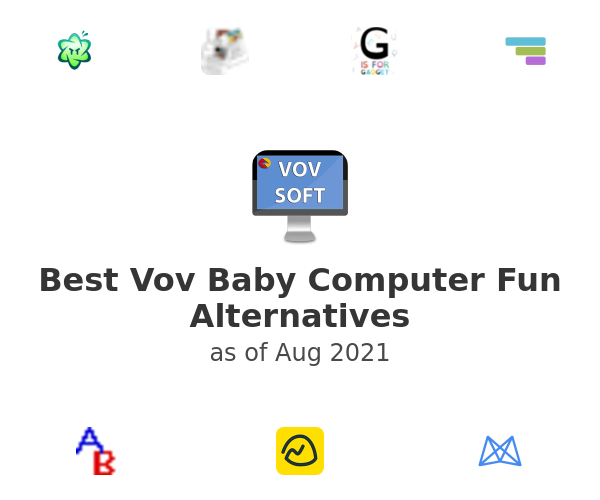 Best Vov Baby Computer Fun Alternatives