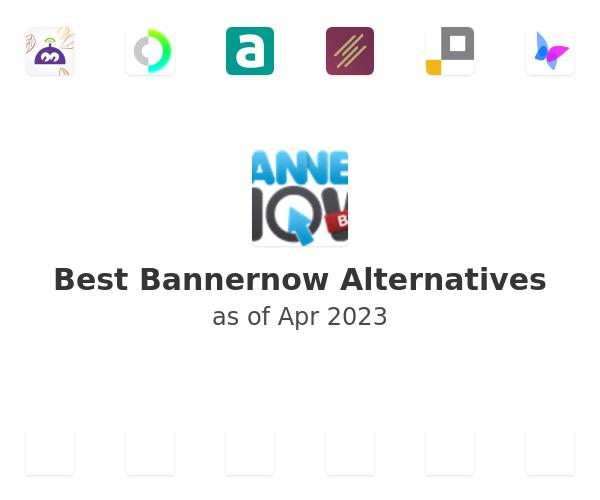 Best Bannernow Alternatives
