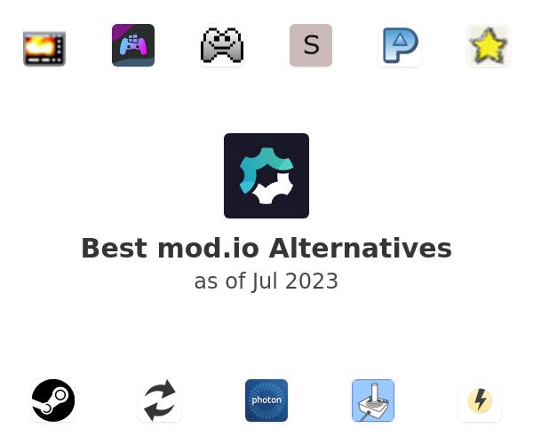 Best mod.io Alternatives