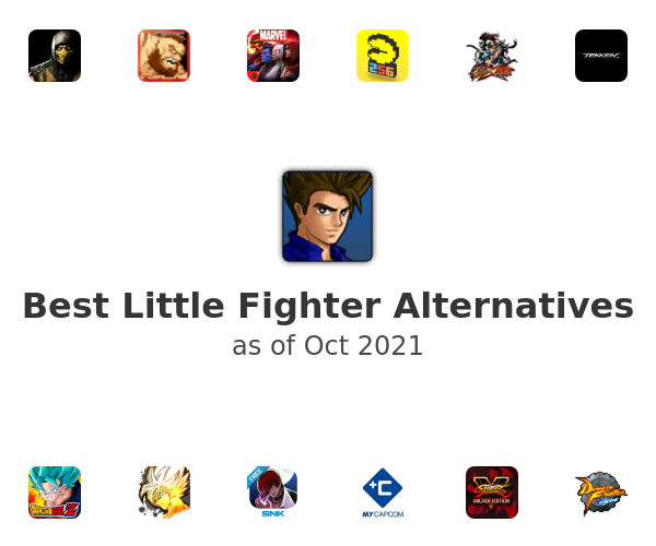 Best Little Fighter Alternatives