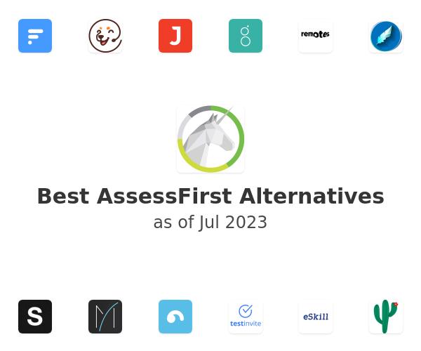 Best AssessFirst Alternatives