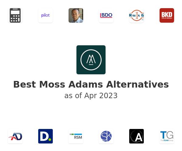 Best Moss Adams Alternatives