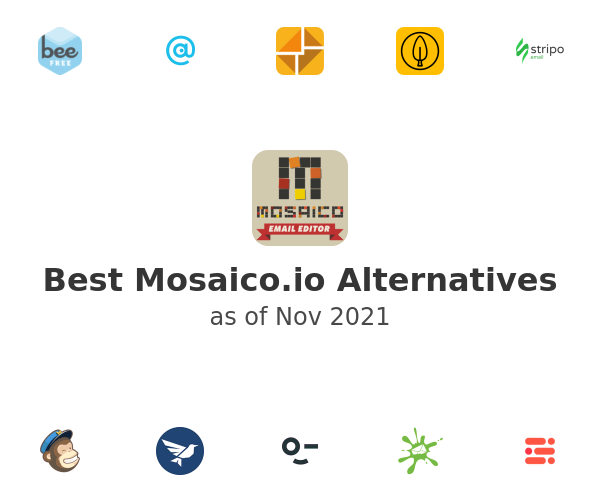 Best Mosaico.io Alternatives