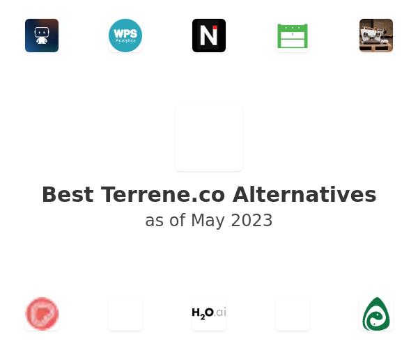 Best Terrene.co Alternatives