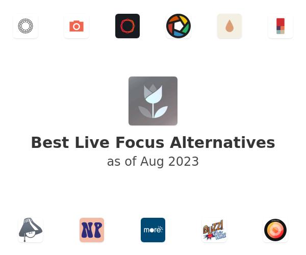 Best Live Focus Alternatives