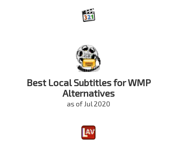 Best Local Subtitles for WMP Alternatives