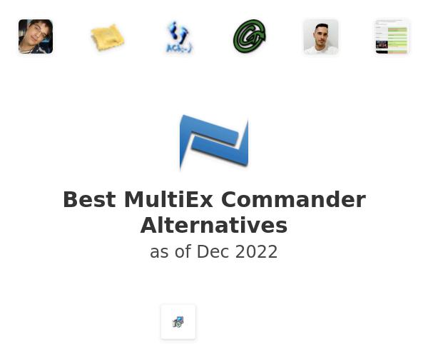 Best MultiEx Commander Alternatives