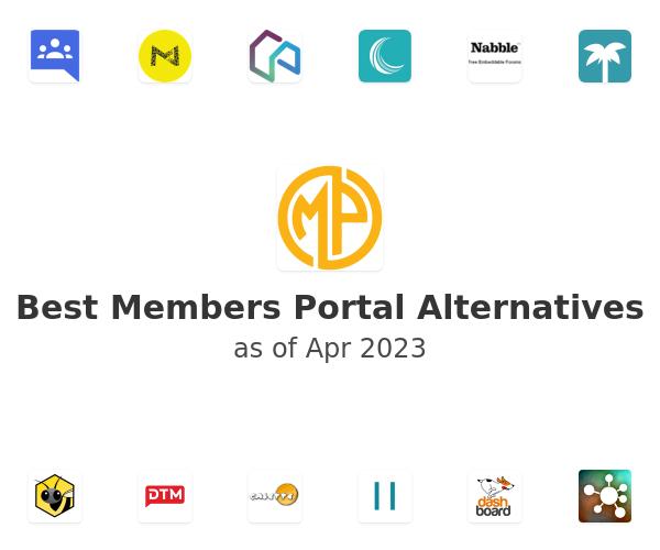 Best Members Portal Alternatives