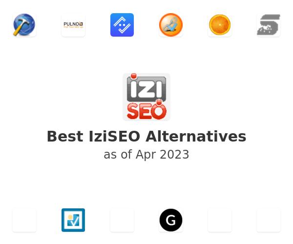 Best IziSEO Alternatives