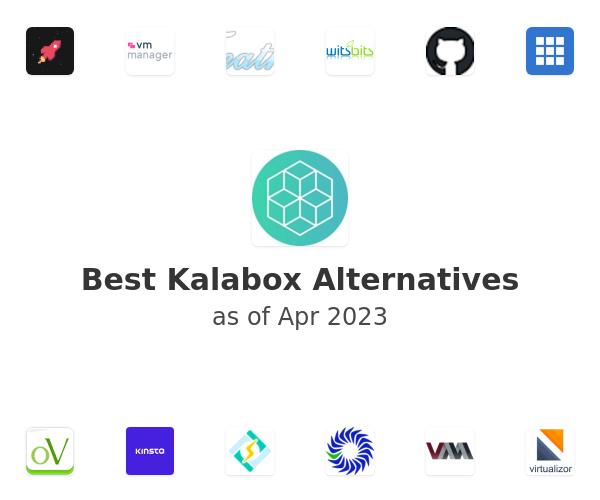Best Kalabox Alternatives