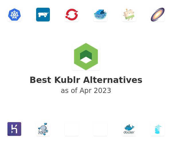 Best Kublr Alternatives