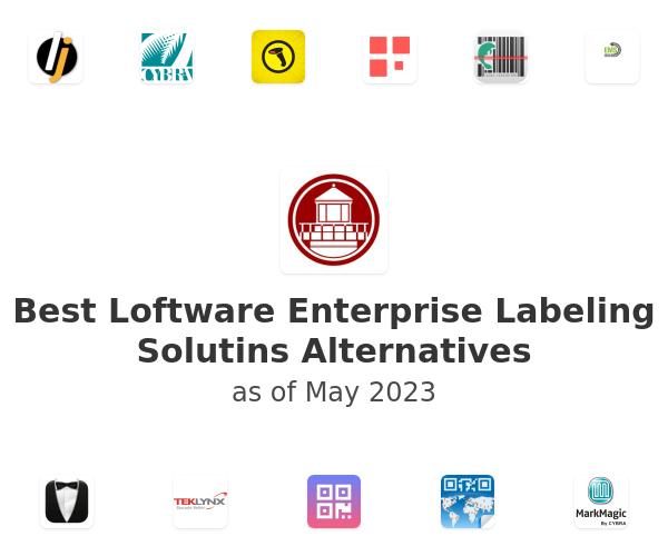 Best Loftware Enterprise Labeling Solutins Alternatives