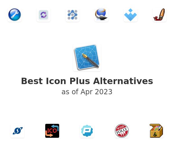 Best Icon Plus Alternatives
