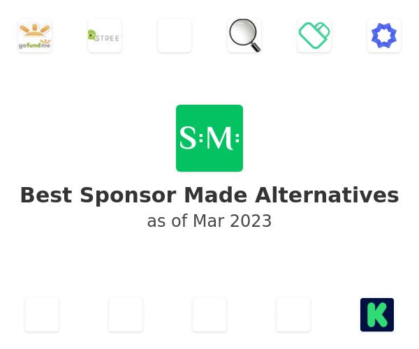 Best Sponsor Made Alternatives