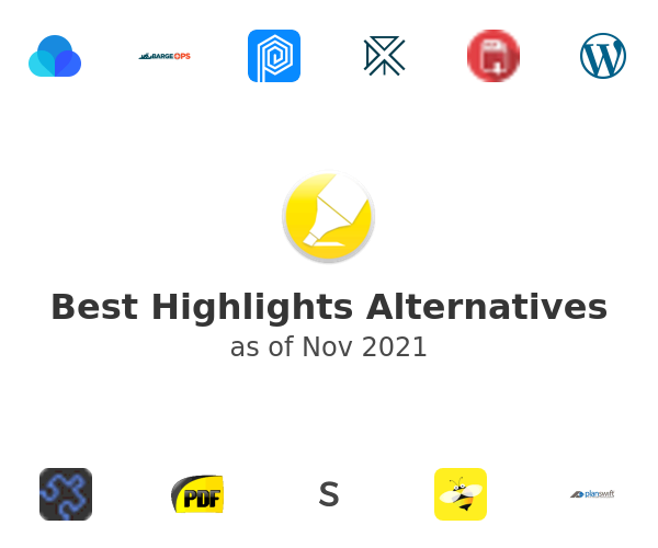 Best Highlights Alternatives