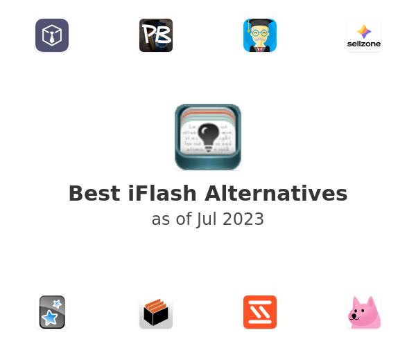 Best iFlash Alternatives