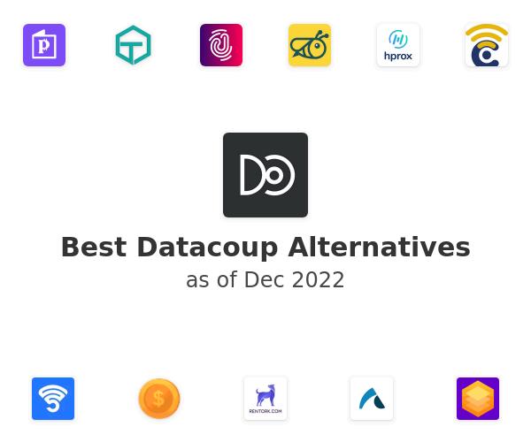 Best Datacoup Alternatives