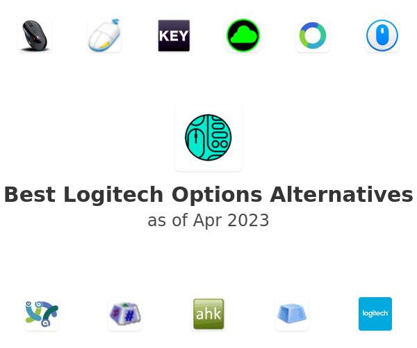 Best Logitech Options Alternatives