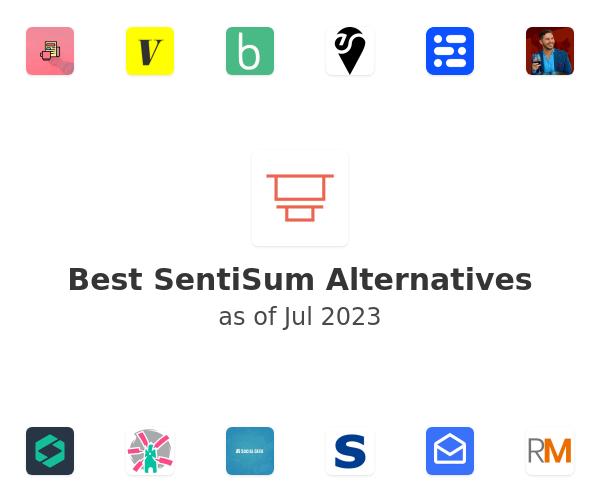 Best SentiSum Alternatives