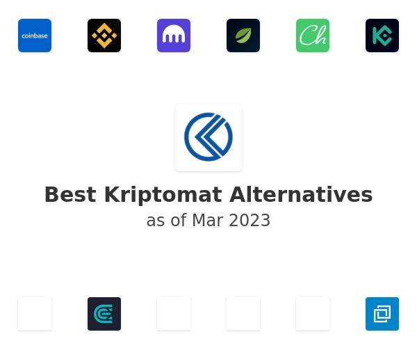 Best Kriptomat Alternatives