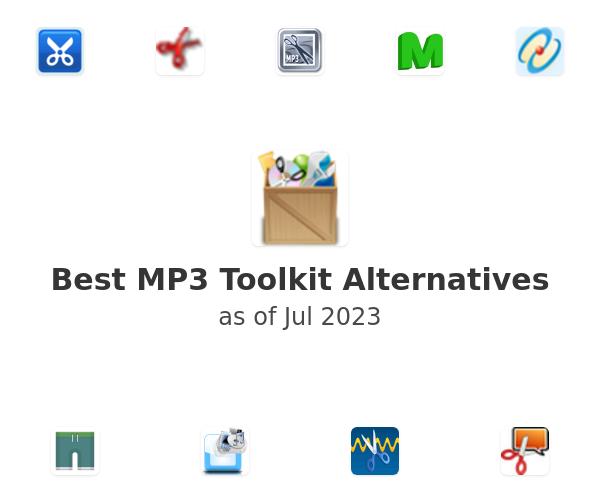 Best MP3 Toolkit Alternatives