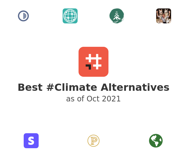 Best #Climate Alternatives