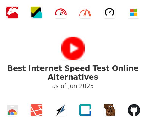 Best Internet Speed Test Online Alternatives