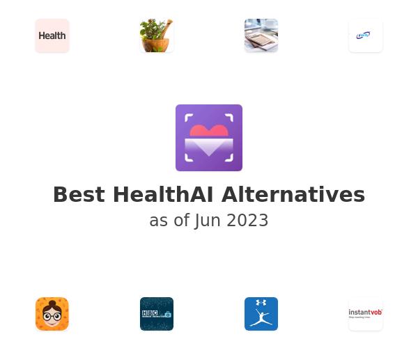 Best HealthAI Alternatives