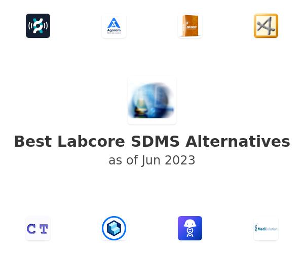 Best Labcore SDMS Alternatives
