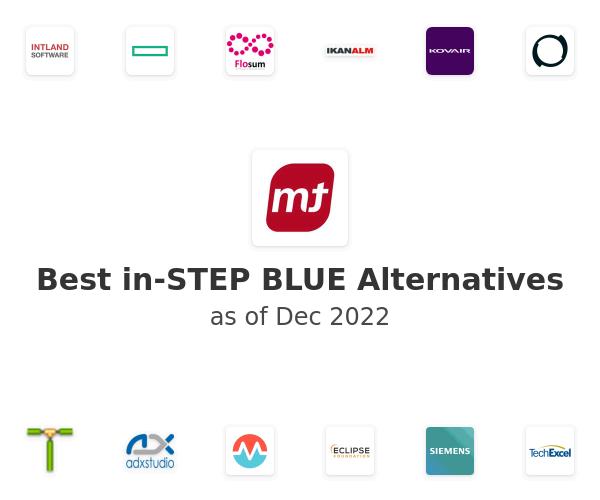 Best in-STEP BLUE Alternatives
