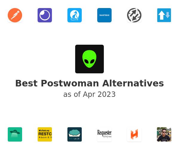 Best Postwoman Alternatives