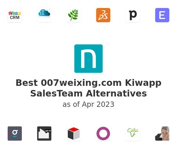 Best Kiwapp SalesTeam Alternatives