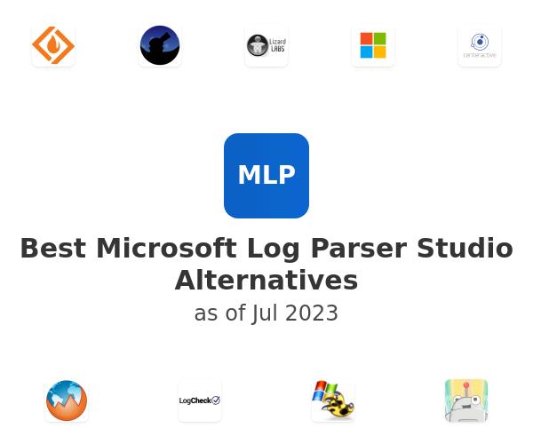 Best Microsoft Log Parser Studio Alternatives