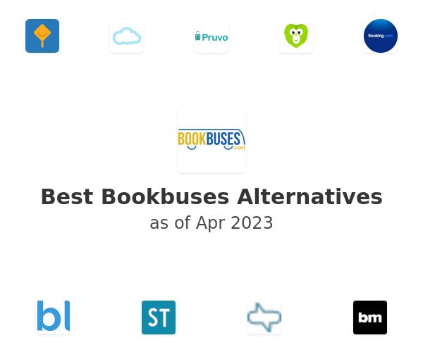 Best Bookbuses Alternatives
