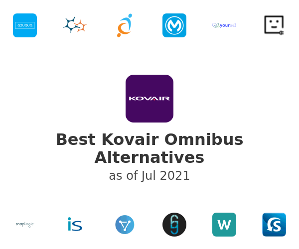 Best Kovair Omnibus Alternatives