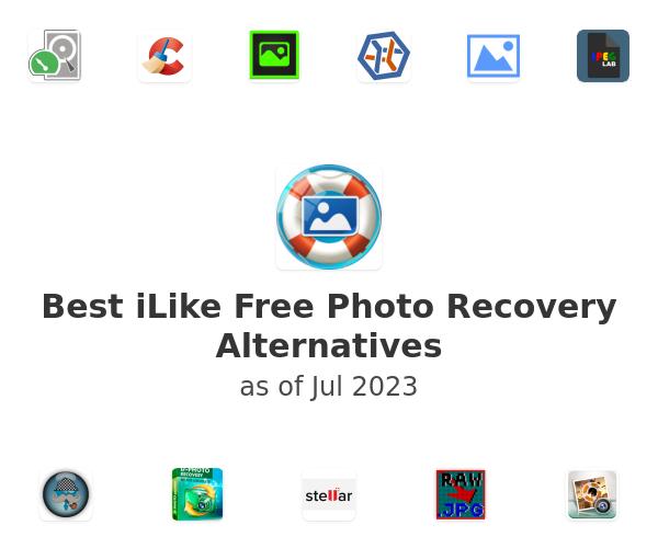 Best iLike Free Photo Recovery Alternatives