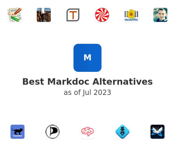Best Markdoc Alternatives