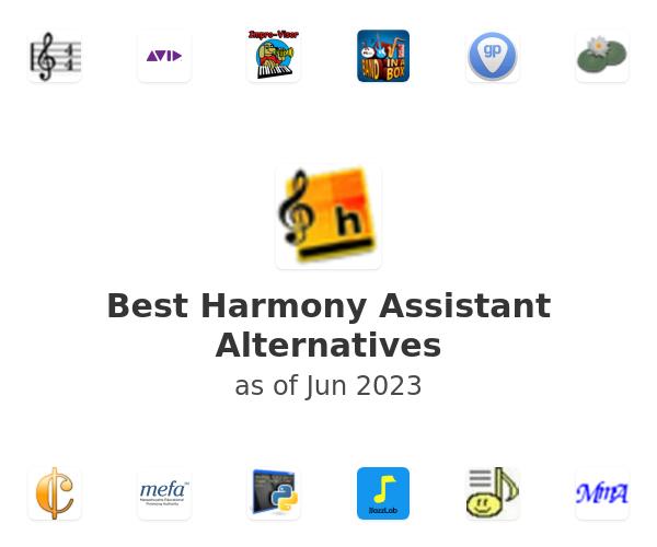 Best Harmony Assistant Alternatives