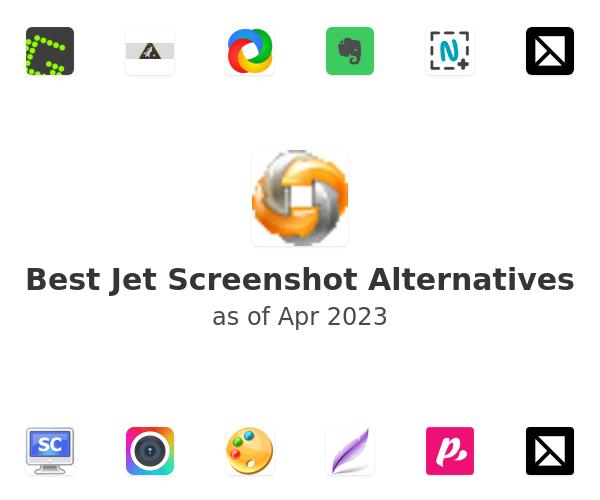 Best Jet Screenshot Alternatives