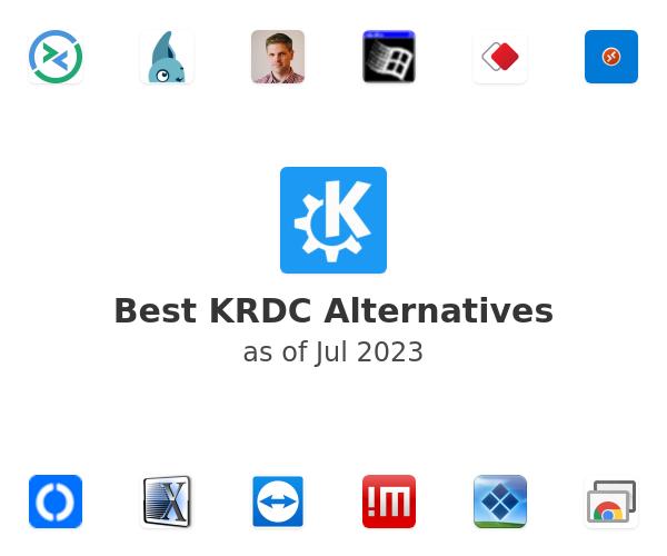 Best KRDC Alternatives