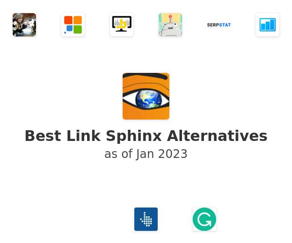Best Link Sphinx Alternatives