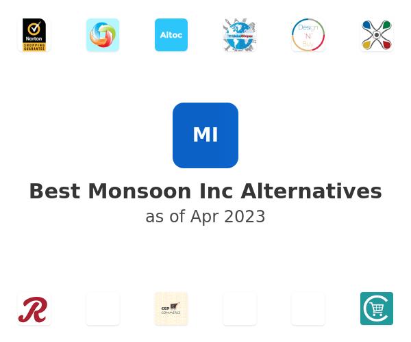 Best Monsoon Inc Alternatives