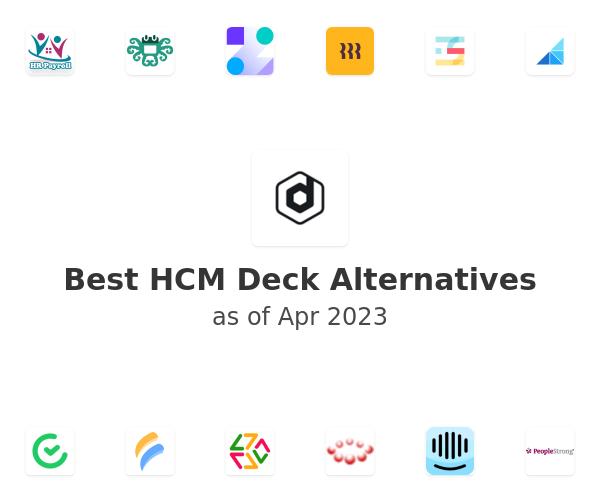 Best HCM Deck Alternatives