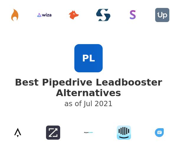 Best Pipedrive Leadbooster Alternatives