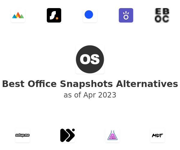 Best Office Snapshots Alternatives